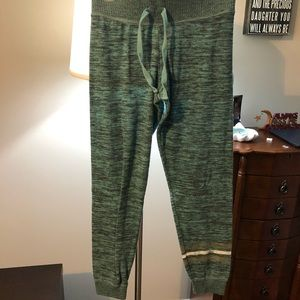 Girls comfy Justice jogger style sweatpants
